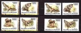 Burundi, 2011. [bq1106a] Birds, Owls - Owls