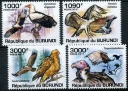 Burundi, 2011. [bq1107a] Birds Of Prey - Arends & Roofvogels