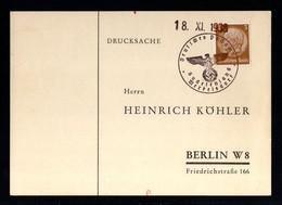 12906-GERMAN EMPIRE-.MILITARY PROPAGANDA POSTCARD Merkelsdorf.1938.WWII.DEUTSCHES REICH.Postkarte.Carte Postal - Allemagne