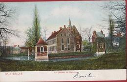 Sint-Niklaas Waas Waasland Le Chateau De Walbourg St.-Niklaas Kasteel Van - Sint-Niklaas