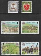 Isle Of Man SG150-155 1979 Millennium Of Tynwald Set 6v Complete Unmounted Mint [40/32411/25D] - Isle Of Man