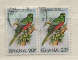 Ghana 1981 MiNr.: 872 Paar Gestempelt , Used Scott 746; Yt: 700, Sg:939 - Ghana (1957-...)