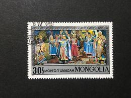 ◆◆◆Mongolia  1974    Mongolian Operas And Dramas.     30M   USED   AA3638 - Mongolia