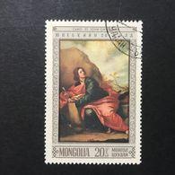 ◆◆◆Mongolia  1968   UNESCO, 22nd Anniv.       20M   USED   AA3646 - Mongolia