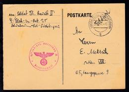 Ludgerstal OSt. LUDGERSTAL (KR. RATIBOR) C 22.5.41 + K1 4./Flak-Ers. Abteilung  - Deutschland