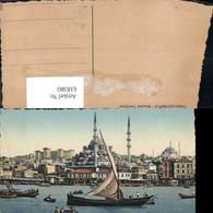 618380,Mini Ak Istanbul Constantinople Mosquee Yeni-Djami Turkey - Ansichtskarten
