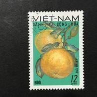 ◆◆◆ Vietnam  1970    Fruit   12XU   USED   AA3653 - Vietnam