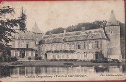 Ternat Ternath Kasteel Kruyckenburg Château Cruyckenburg Cruquenbourg Vue De La Cour Interieure - Ternat