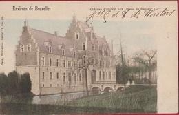 Elewijt Zemst Kasteel Het Steen Van Rubens Chateau D' Elewyt Ingekleurd Colorisee - Zemst