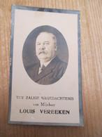 Schoonaarde Burgemeester Louis Vereeken 1873 1933 - Images Religieuses