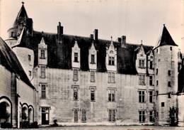 Chateau Du Plessis Bourre Facade Sur La Cour Interieure  CPM Ou CPSM - France
