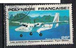 POLYNESIE       N° YVERT   PA 157      OBLITERE - Airmail
