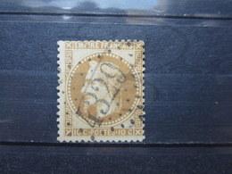 """VEND TIMBRE DE FRANCE N° 28B , G.C. """" 4329 """" !!! - 1863-1870 Napoleon III With Laurels"""
