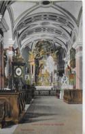 AK 0262  Gutenstein - Inneres Der Kirche Zu Mariahilf / Verlag Seiser Um 1910 - Gutenstein