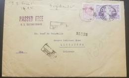 O) 1941 BRAZIL, KING ALFONSO HENRIQUES SCT 504A -PORTUGUESE INDEPENDENCE, SALVADOR CORREIA DE SA E BENEVIDES SC 506, PAS - Brazil