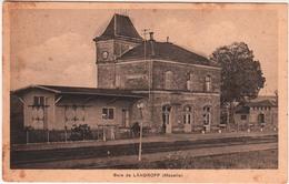 LANDROFF-LA GARE - Francia