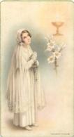IMAGE PIEUSE CANIVET IMP A BOURBOURG 1937 - Imágenes Religiosas