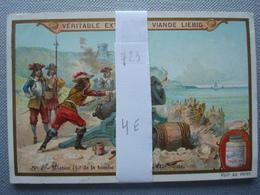 LIEBIG :  Artilleries  Nr 723 - Liebig