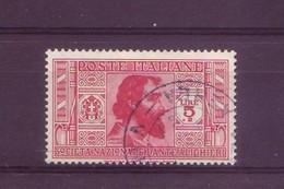 """Italia 1932 - Pro Società """"Dante Alighieri"""" - 5L + 2L Carminio - Usato - 1900-44 Vittorio Emanuele III"""