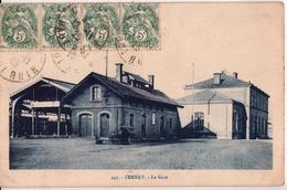 CERNAY-LA GARE - Cernay