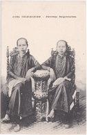 COCHINCHINE. Femmes Saïgonnaises. 138 - Viêt-Nam