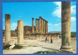 Jordanien; Iordanien; Jerash; Arthemes Temple - Jordanien