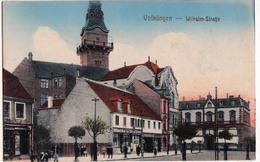 VOLKLINGEN-WILHELM STRASSE - Germania