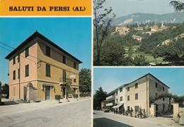 9430-SALUTI DA PERSI(ALESSANDRIA)-FG - Saluti Da.../ Gruss Aus...