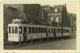 TRAM:  9882   Bellegem - Moeskroen ????      9 X 6 Cm ( See Detail ) - Trains