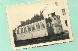 TRAM:  2089  Houffalize - Bourcy     9 X 6 Cm ( See Detail )  1958 - Eisenbahnen