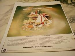 PUBLICITE AFFICHE CHAUSSURE DE SKI NORDICA 1975 - Posters
