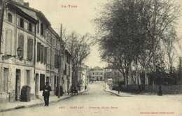 Le Tarn Gaillac Avenue De La Gare  Labouche RV Ambulant Toulouse à Capdenac - Gaillac