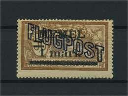 MEMEL 1921 Nr 43 Postfrisch (116341) - Memelgebiet