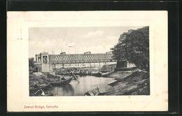 AK Calcutta, Zeerut Bridge - Indien