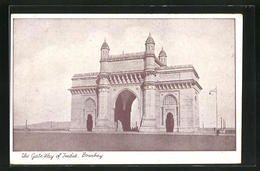AK Bombay, The Gate Way Of India - Indien