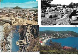 3090d: 4 Urlaubs- AKs Aus Griechenland Nach Österreich - Griechenland