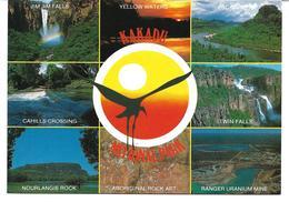 3090c: AK Kakadu, Australien, Gelaufen Nach Österreich - Vögel