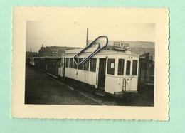 TRAM:  9720  Bruxelles - Sint Pieters Leeuw - Halle     10 X 7 Cm  Cm ( See Detail ) - Trains