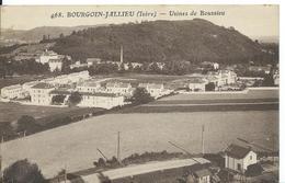 ***   BOURGOIN -JALLIEU  (  ISÈRE  )   USINES DE BOUSSIEU - Bourgoin