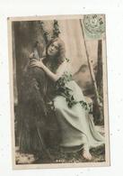 Cp, Spectacle , Artiste ,  DOLL ,  Voyagée 1905 - Artistes