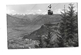 Bergbahn BAD RAGAZ-PIZ SOL Blick Ins Bünderland - SG St. Gall
