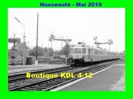 AL 577 - Autorail RGP X 2700 Entrant En Gare - RIOM - Puy De Dôme - SNCF - Trains