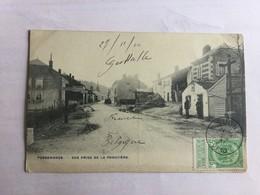 PUSSEMANGE 1910  VUE PRISE DEL FRONTIERE - Vresse-sur-Semois