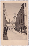 PTUJ , Slovenia , Slowenien , Old Postcard , Ansichtskarte , TRAVELLED 1937 - Slovenia