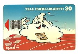 Finlandia - Tessera Telefonica Da 30 Units T606 - Finlandia
