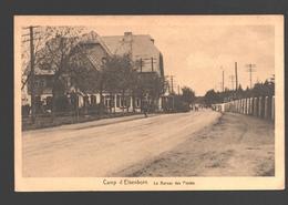 Elsenborn / Camp D'Elsenborn - Le Bureau Des Postes - 1927 - Elsenborn (camp)