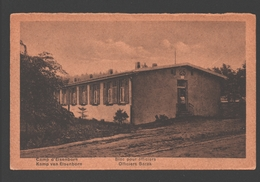 Elsenborn / Camp D'Elsenborn - Bloc Pour Officiers - éd. Hubert Marx - Elsenborn (camp)