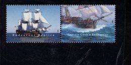 785387360 1995  SCOTT  1423 1397A POSTFRIS  MINT NEVER HINGED EINWANDFREI  (XX) - ENDEAVOUR - SAILINGSHIP - 1990-99 Elizabeth II