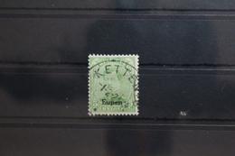 Ausgaben Für Eupen Und Malmedy - Eupen 3AI Gestempelt #SY685 - Besetzungen 1914-18