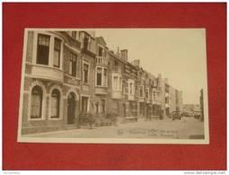 BREDENE  -  BREEDENE -  Gentstraat  - Rue De Gand  -  1938 - Bredene